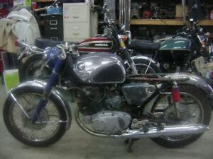1964 Honda CB72 250 Hawk