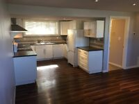 Brand new LEGAL basement suite within bi-level in Millwoods