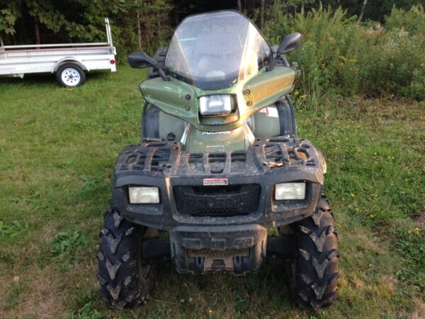 2004 Polaris Sportsman 600 Twin