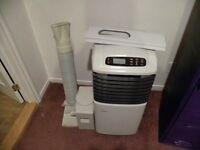 danby 8000 btu 3 in 1 air conditioner