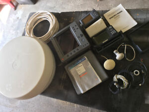 Marine electronics all for $100.00 obo