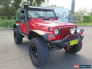 JEEP TJ WANTED