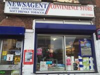 News shop for sale