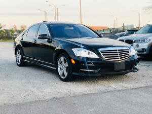 2011 Mercedes-Benz S-Class S550 4MATIC NAV|PANO|MASSAGE SEATS