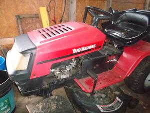 Lawn Tractor Best Offer Gotta Go !!