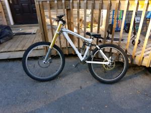 Down hill bike