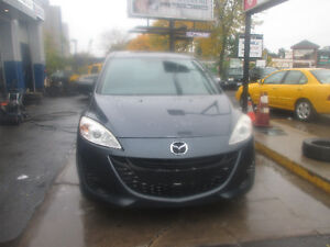 2012 MAZDA 5 AUTOMATIC 6 PASSENGERS SAFETY+ETEST+1YEARWARRANTY