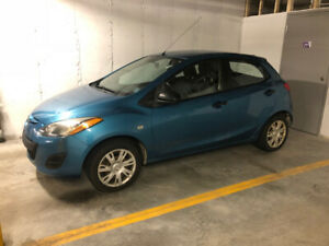 2011 Mazda2 - MVI & New winter tires