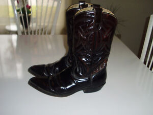 Leather Boots Kawartha Lakes Peterborough Area image 2