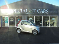 Smart fortwo 1.0mhd ( 71bhp ) Softouch 2011 Passion