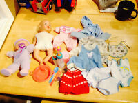 kids toys and dress up clothes