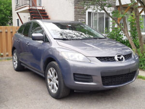 URGENT Mazda CX-7 GS AWD 2007 MAGS TOIT OUVRANT