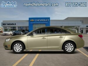 2013 Chevrolet Cruze 2LT  - Certified - Leather Seats