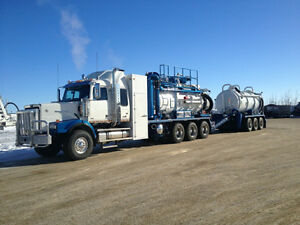 2014 Western Star Combo HydroVac & Pup
