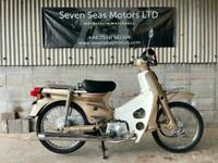 1984 JDM Honda C50 6V in exceptional condition