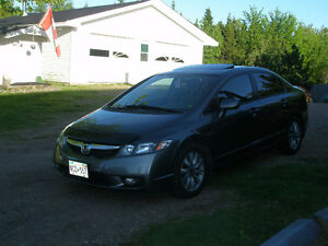 2010 Honda Civic EXL with Sunroof was 8500$ REDUCED 7900$