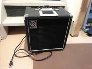 Ampeg BE-108 bass amp