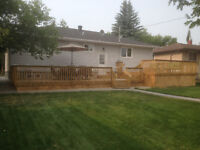 BASEMENT SUITE FOR RENT - St Albert