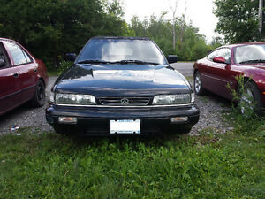 1992 Infiniti M30 - $1500 AS IS