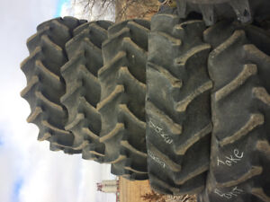 Good Year tractor tires