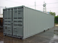 NEW AND USED STORAGE CONTAINERS(AVAILABLE – RENT, LEASE AND SALE