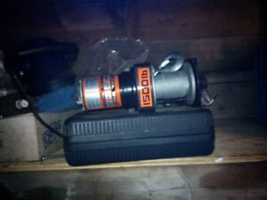 New 12V WINCH FOR SALE