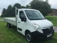 Vauxhall Movano 2.3Cdti 3.5T Transit Sprinter Size 16ft Dropside Only 28038 m.