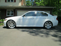 bmw 335i 2007 sport package