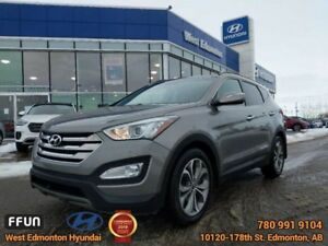 2014 Hyundai Santa Fe Sport LIMITED  Limited-Leather-Navigation-