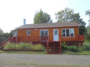 Coquette maison à Maria à proximité de la Baie-des-Chaleurs