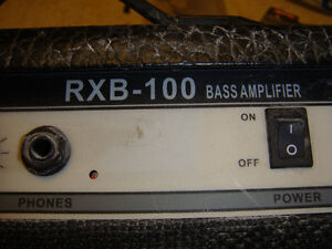 1 Electric Guitar amp for sale Strathcona County Edmonton Area image 4