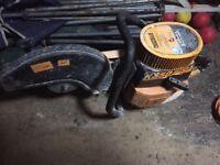 Partner k650 Petrol disc cutter