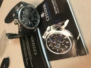 Citizens Proximity Eco-Drive watch