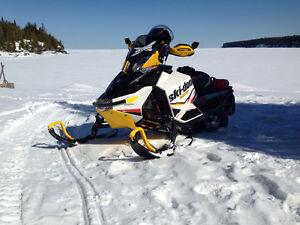 2012 Ski Doo MXZX 600 etec