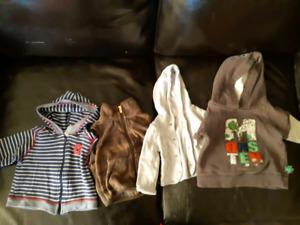 3-6 month clothes