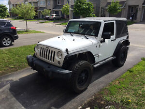 2015 Jeep Wrangler Sport 2-door Coupe (2 door)