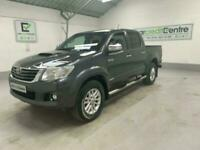 *BUY FROM £281 PER MONTH* TOYOTA HI-LUX 3.0 INVINCIBLE 4X4 D-4D DCB 169 BHP