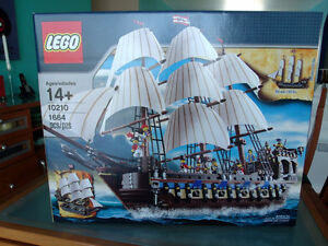 Lego Imperial Flagship 10210 Brand NEW/SEALED
