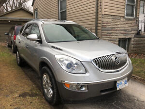 2009 Buick Enclave - Silver - As Is