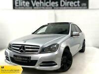 2014 Mercedes-Benz C-CLASS 2.1 C220 CDI EXECUTIVE SE PREMIUM PLUS 4d 168 BHP Sal