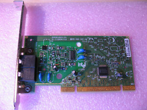 Intel 537EPG PCI Modem Card from Dell Dimension PC - USED