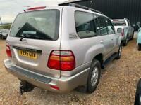 1999 Toyota LAND CRUISER AMAZON 4.7 VX 5dr SUV Petrol Automatic