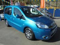 2013 13 CITROEN BERLINGO MULTISPACE1.6e HDI AIR VTR AUTO IN BLUE # RARE AUTO #