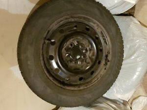 4 16 inch Winter Tires On Rims For Sale