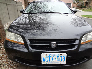 1998 Honda Accord - perfect winter beater and for around town