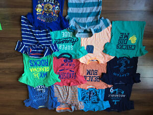 2T Boys Spring and Summer Lot