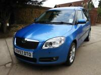 Skoda Roomster 3 1.9TDI PD105bhp 1 Owner ONLY 48,465 From New FSH !