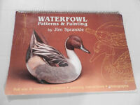 Jim Sprankle Waterfowl Patterns and Painting