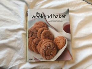 The Weekend Baker Cookbook