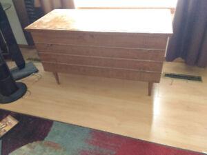 Canadian made cedar chest